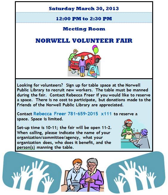 Volunteer Day 3-30-2013